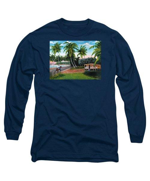 Paseo Por La Isla Long Sleeve T-Shirt