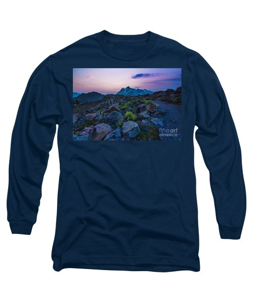 Pathway To Light Long Sleeve T-Shirt