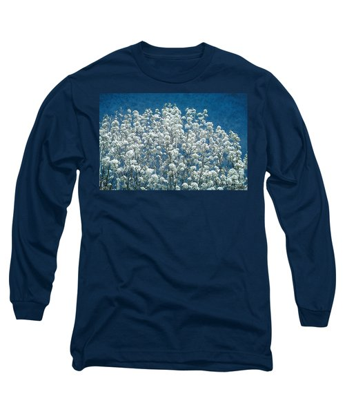 Pear Blossoms Long Sleeve T-Shirt