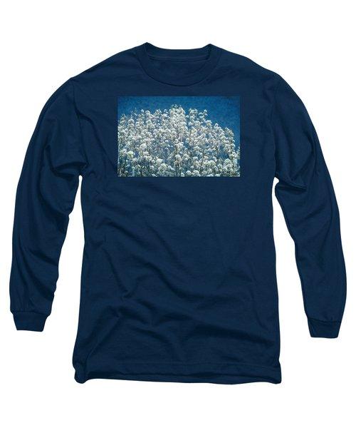 Pear Blossoms Long Sleeve T-Shirt