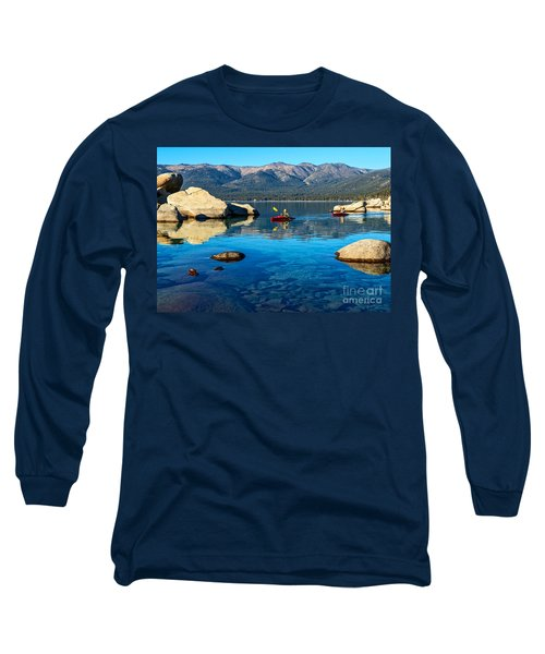 Perfect Sunday Long Sleeve T-Shirt