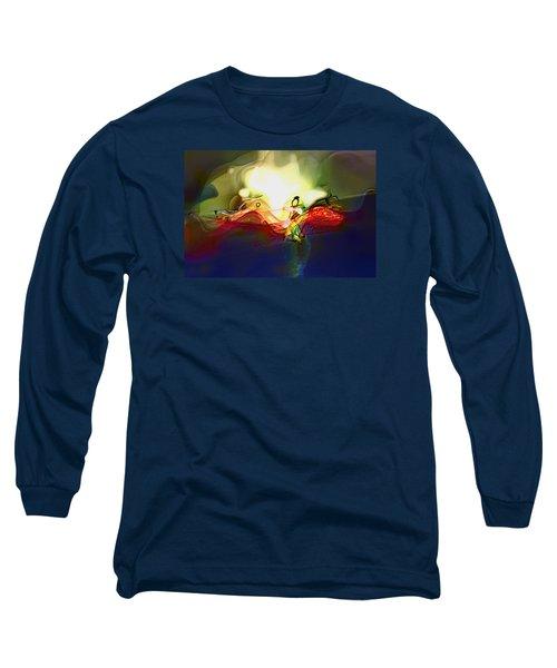 Performance Long Sleeve T-Shirt by Richard Thomas