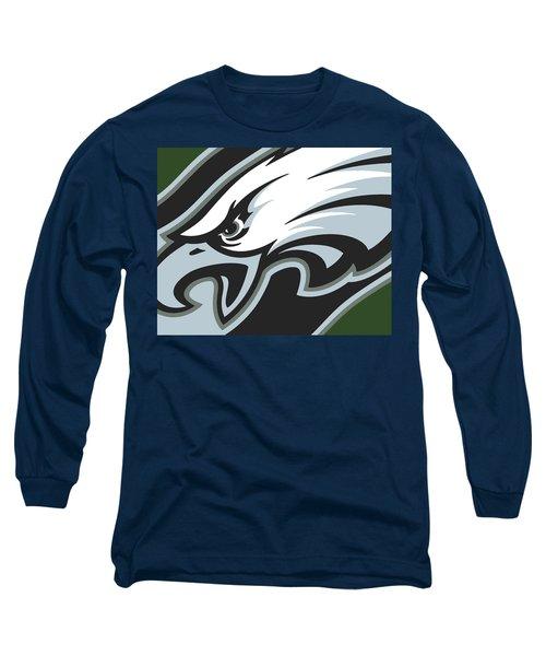Philadelphia Eagles Football Long Sleeve T-Shirt