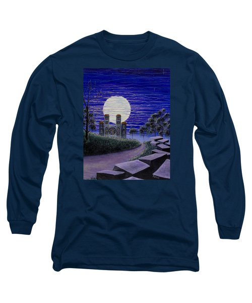 Pilgrimage Long Sleeve T-Shirt by Jack Malloch