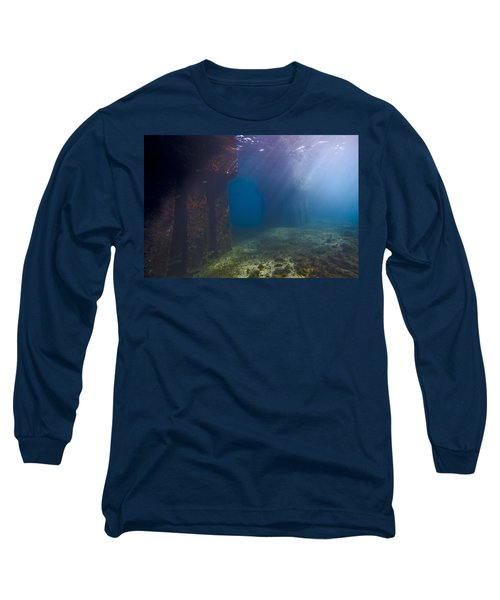 Pillars At Dawn Long Sleeve T-Shirt