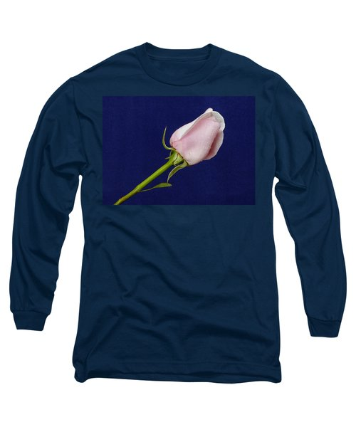 Pink Bud Long Sleeve T-Shirt