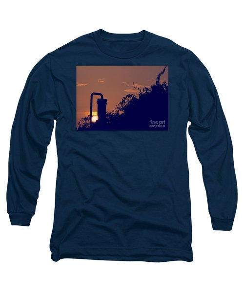 Pittsburgh Sunset  Long Sleeve T-Shirt