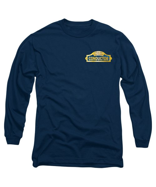 Polar Express - Conductor Long Sleeve T-Shirt