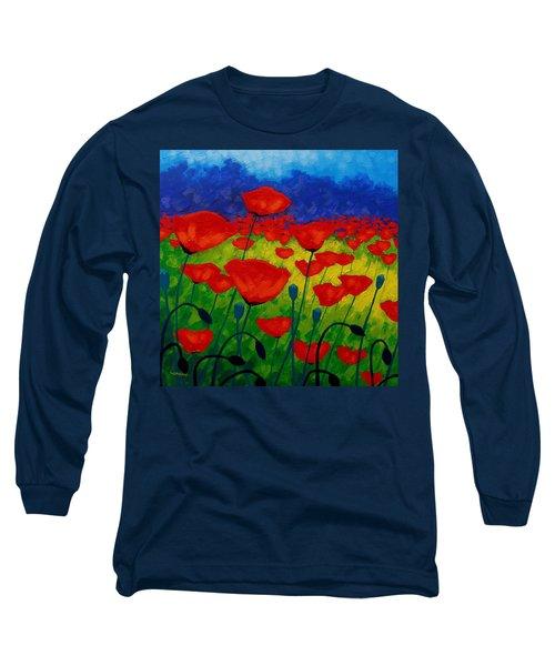 Poppy Corner II Long Sleeve T-Shirt