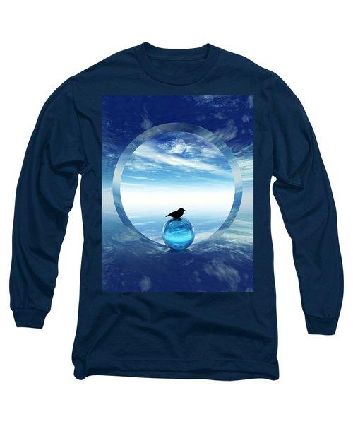 Portal To Peace Long Sleeve T-Shirt