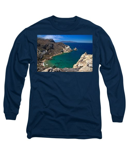 Potato Harbor Views Long Sleeve T-Shirt