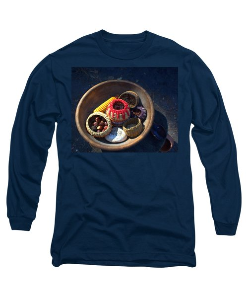 Powhatan Staples Long Sleeve T-Shirt