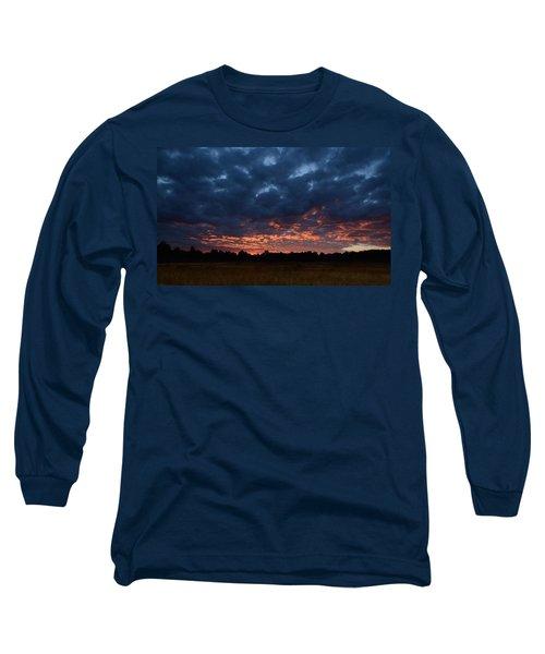Prairie Sunrise Long Sleeve T-Shirt