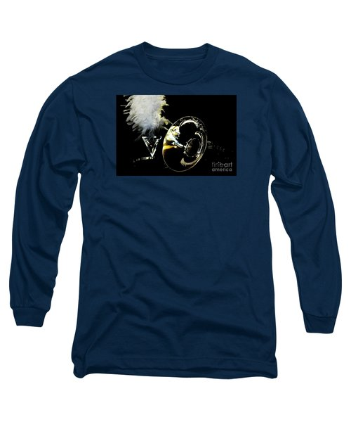 Long Sleeve T-Shirt featuring the photograph Pride Performance by Michelle Frizzell-Thompson