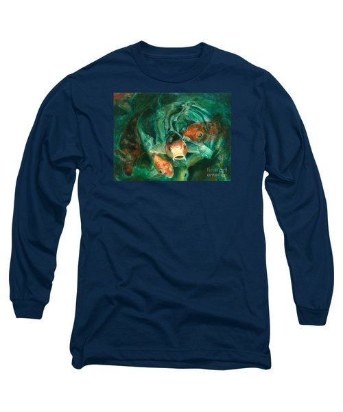 Prosperity Koi Long Sleeve T-Shirt