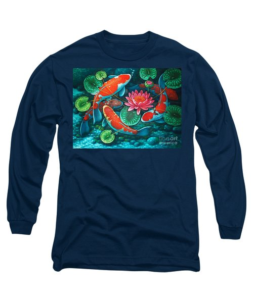 Prosperity Pond Long Sleeve T-Shirt