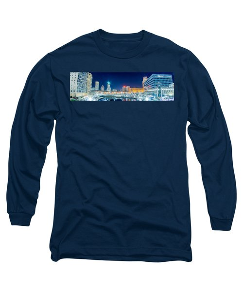 Long Sleeve T-Shirt featuring the photograph Providence by Alex Grichenko