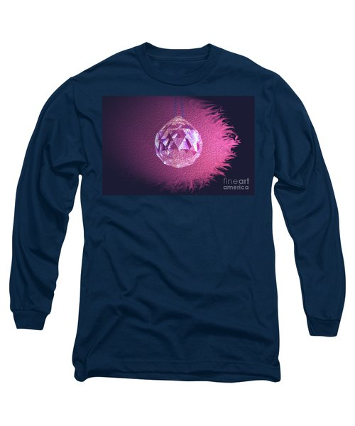 Purple Blaze Long Sleeve T-Shirt
