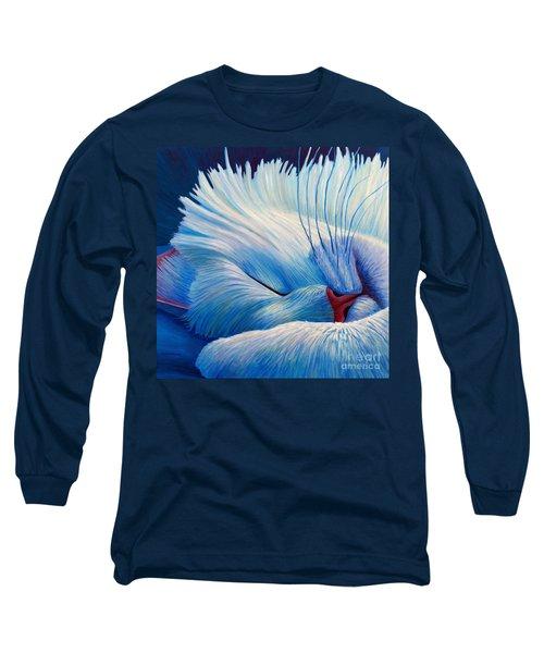 Purr Long Sleeve T-Shirt