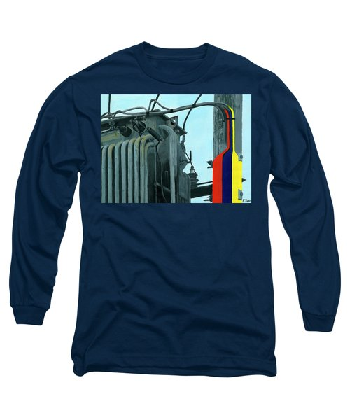 Pylon Long Sleeve T-Shirt
