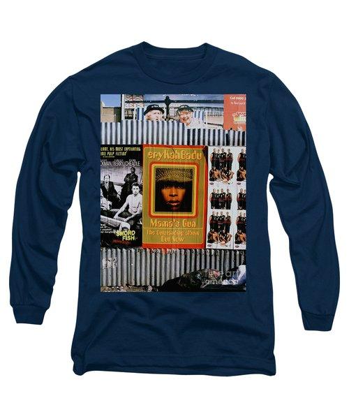 Queen Badu Long Sleeve T-Shirt
