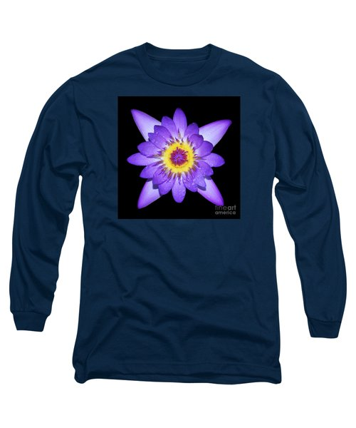 Radiant Long Sleeve T-Shirt by Judy Whitton