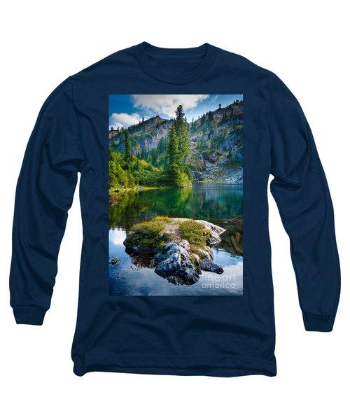 Ramparts Lake Long Sleeve T-Shirt