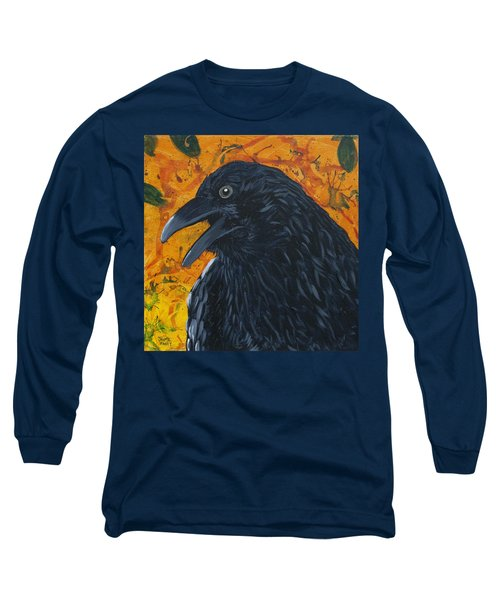 Raven Festival Long Sleeve T-Shirt
