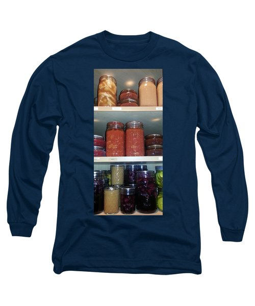 Long Sleeve T-Shirt featuring the photograph Ready For Winter by Caryl J Bohn