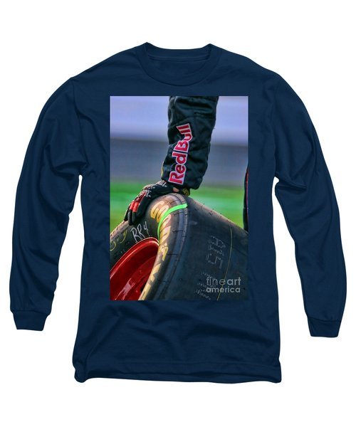 Redbull Good Year By Diana Sainz Long Sleeve T-Shirt