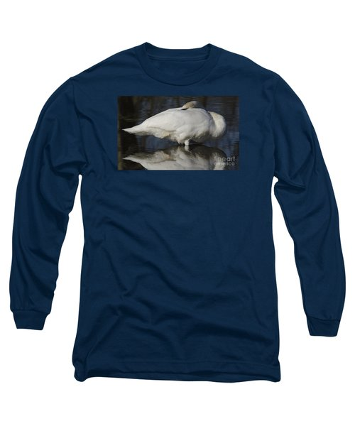 Reflect Long Sleeve T-Shirt by Randy Bodkins