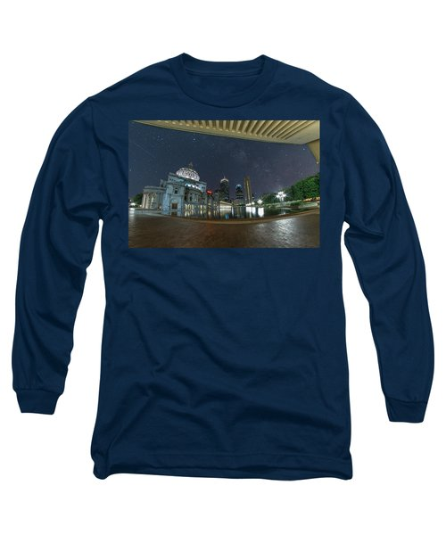 Reflecting Pool Long Sleeve T-Shirt