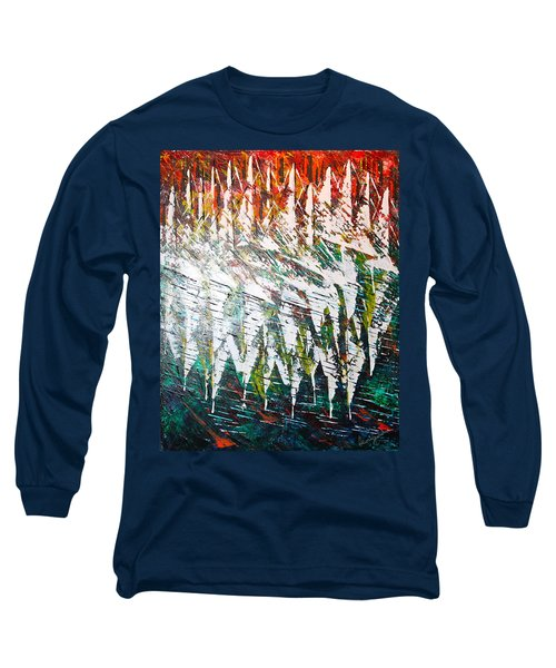 Reflecting Sails Long Sleeve T-Shirt