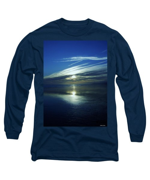 Long Sleeve T-Shirt featuring the photograph Reflections by Barbara St Jean