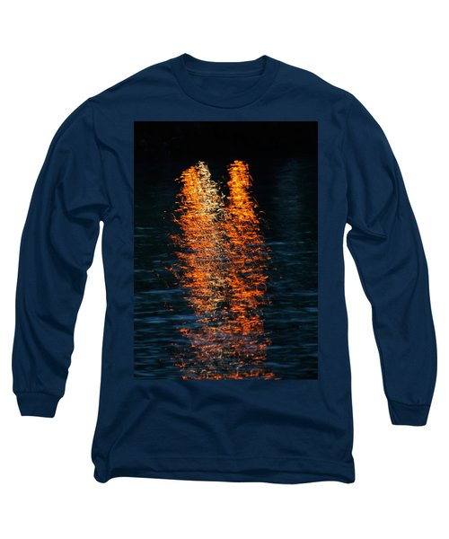 Reflections Long Sleeve T-Shirt by Pamela Walton