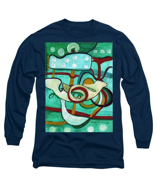 Reflective #3 Long Sleeve T-Shirt