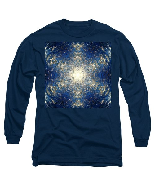 Reflective Ice I Long Sleeve T-Shirt