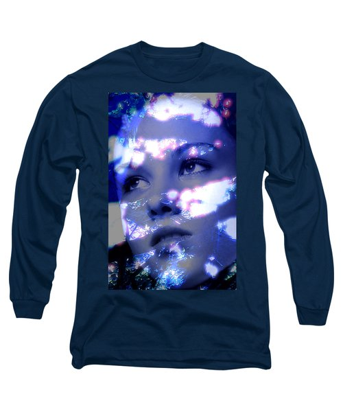 Reflective Long Sleeve T-Shirt