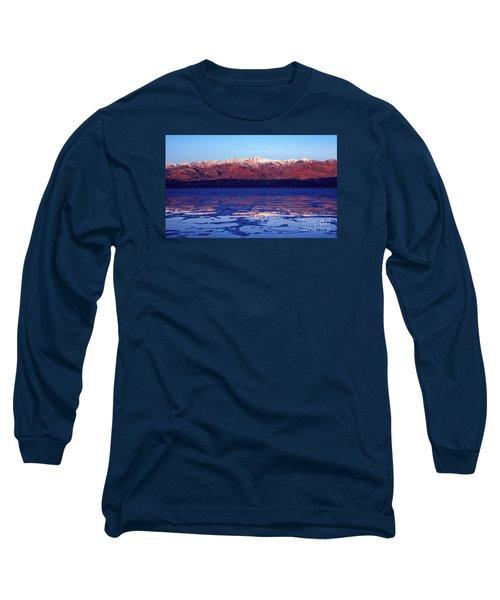 Reflex Of Bad Water Long Sleeve T-Shirt