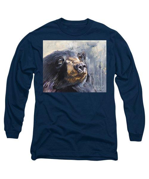 Remember Me Long Sleeve T-Shirt by J W Baker
