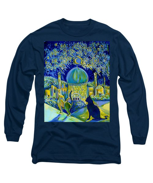 Reminiscences Of Asia. Bed Time Story Long Sleeve T-Shirt
