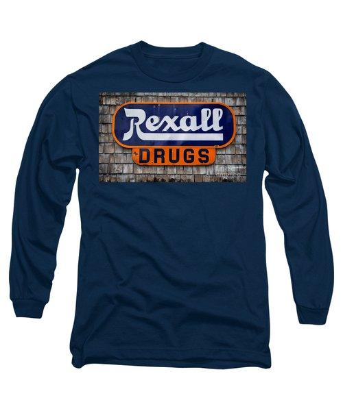Rexall Drugs Long Sleeve T-Shirt
