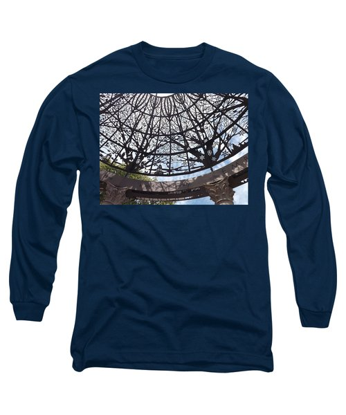 Rich In Beauty Long Sleeve T-Shirt by Caryl J Bohn