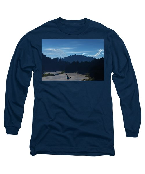 River Adventure Long Sleeve T-Shirt