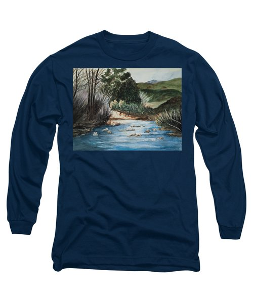 Riverscape Long Sleeve T-Shirt