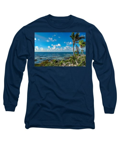 Cave Diving Country Long Sleeve T-Shirt