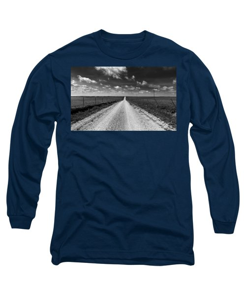 Road To Texaco Hill Long Sleeve T-Shirt