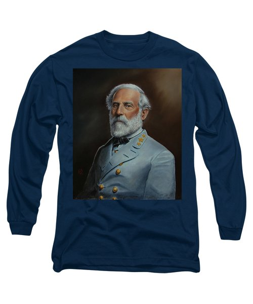Robert E. Lee Long Sleeve T-Shirt