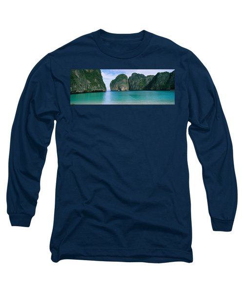 Rock Formations In The Ocean, Mahya Long Sleeve T-Shirt