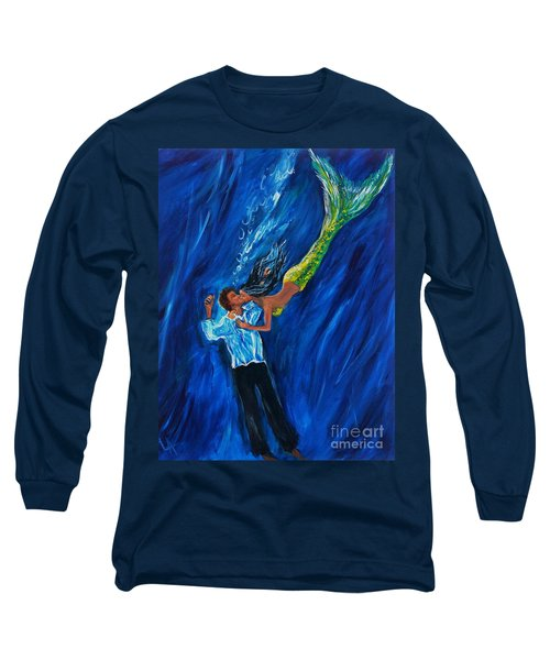 Romantic Rescue Long Sleeve T-Shirt